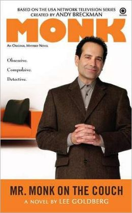 Mr. Monk on the Couch (Mr. Monk Series #12)