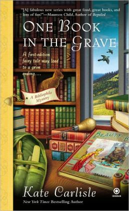 One Book in the Grave (Bibliophile Series #5)