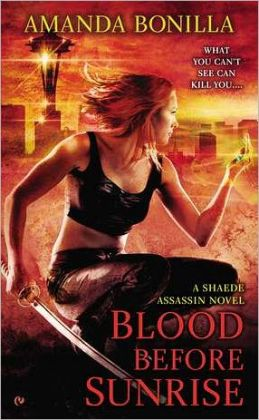 Blood Before Sunrise (Shaede Assassin Series #2)