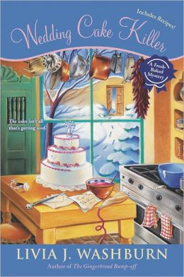 Wedding Cake Killer (Fresh-Baked Mystery Series #7)