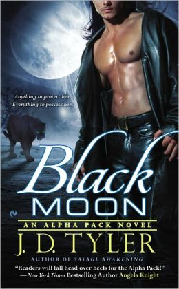 Black Moon (Alpha Pack Series #3)