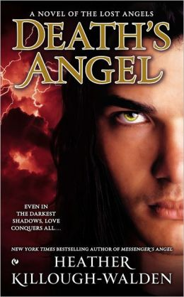 Death's Angel (Lost Angels Series #3)
