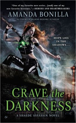 Crave the Darkness (Shaede Assassin Series #3)