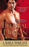 Book Cover Image. Title: Eternal Demon (Mark of the Vampire Series #5), Author: Laura Wright