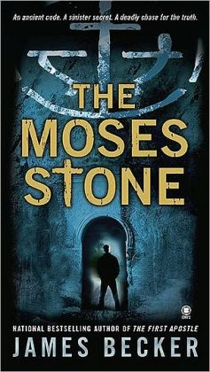 The Moses Stone (Chris Bronson Series #2)