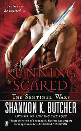 Running Scared (Sentinel Wars Series #3)