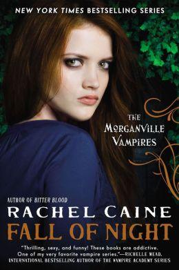 Fall of Night (Morganville Vampires Series #14)