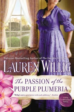 The Passion of the Purple Plumeria (Pink Carnation Series #10)