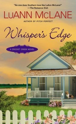 Whisper's Edge (Cricket Creek Series #4)