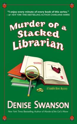 Murder of a Stacked Librarian (Scumble River Series #16)