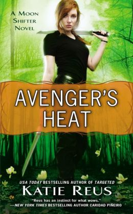 Avenger's Heat: A Moon Shifter Novel
