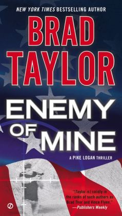 Enemy of Mine (Pike Logan Series #3)