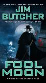 Book Cover Image. Title: Fool Moon (Dresden Files Series #2), Author: Jim Butcher