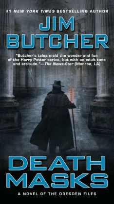 Death Masks (Dresden Files Series #5)