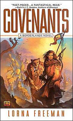 Covenants (Borderlands Series #1)