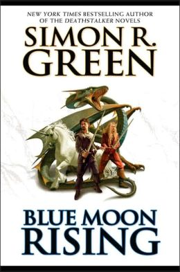 Blue Moon Rising (Forest Kingdom Series #1)