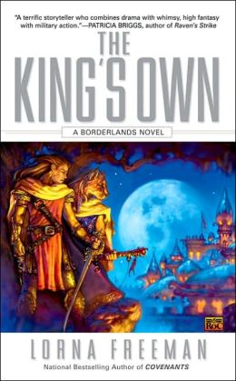 The King's Own (Borderlands Series #2)