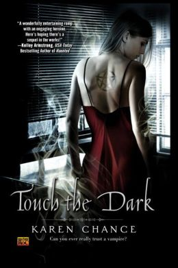 Touch the Dark (Cassie Palmer Series #1)