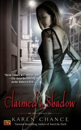 Claimed by Shadow (Cassie Palmer Series #2)