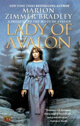 Lady of Avalon (Avalon Series #3)