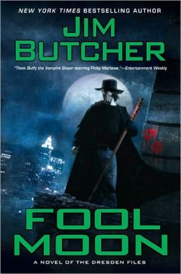 Fool Moon (Dresden Files Series #2)