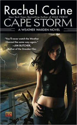Cape Storm (Weather Warden Series #8)