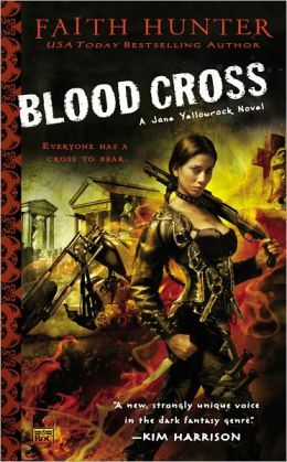 Blood Cross (Jane Yellowrock Series #2)
