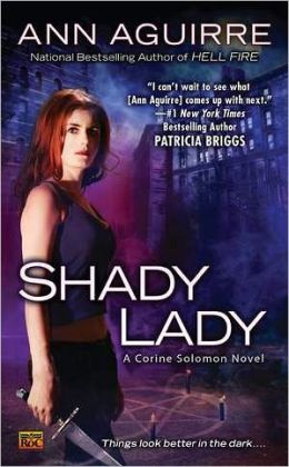 Shady Lady (Corine Solomon Series #3)
