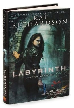 Labyrinth (Greywalker Series #5)