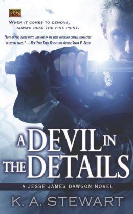A Devil in the Details (Jesse James Dawson Series #1)