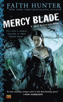 Mercy Blade (Jane Yellowrock Series #3)