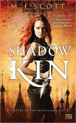 Shadow Kin (Half-Light City Series #1)