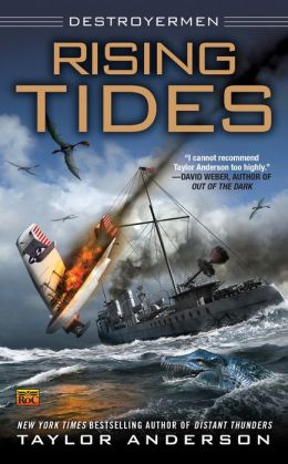 Rising Tides (Destroyermen Series #5)