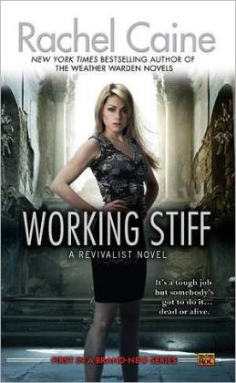 Working Stiff (Revivalist Series #1)