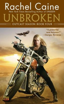 Unbroken (Outcast Season Series #4)