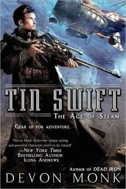 Tin Swift (Age of Steam Series #2)