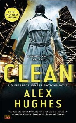 Clean (Mindspace Investigations Series #1)