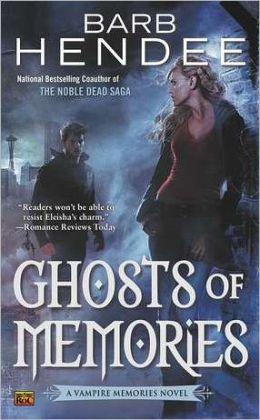 Ghosts of Memories (Vampire Memories Series #5)