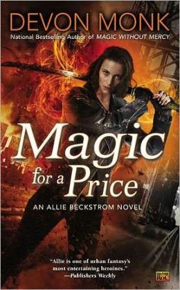 Magic for a Price (Allie Beckstrom Series #9)