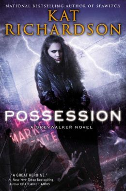 Possession (Greywalker Series #8)