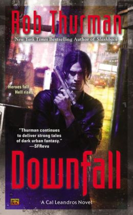 Downfall (Cal and Niko Series #9)