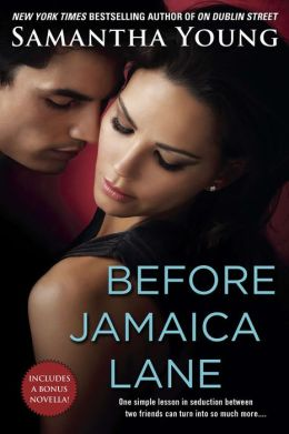 Before Jamaica Lane (On Dublin Street Series #3)