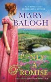 Book Cover Image. Title: Only a Promise:  A Survivors' Club Novel, Author: Mary Balogh