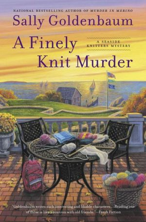 A Finely Knit Murder: A Seaside Knitters Mystery