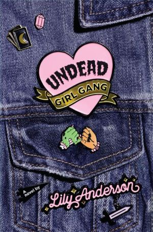 Book Undead Girl Gang|Paperback