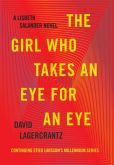 Book Cover Image. Title: The Girl Who Takes an Eye for an Eye (Millennium Series #5), Author: David Lagercrantz