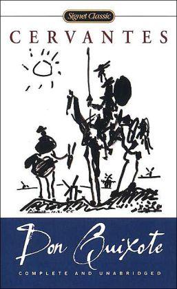 Don Quixote (Signet Classics edition)