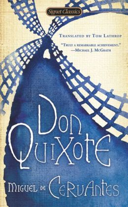 Don Quixote (Lathrop translation)