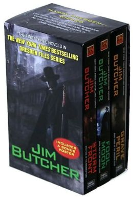 Jim Butcher Boxed Set