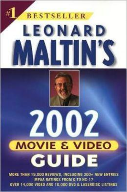 Leonard Maltin's Movie and Video Guide 2002